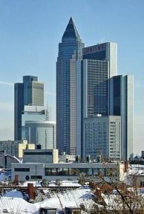Francfort sur le Main - la seule ville allemande avec skyline